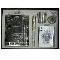 Набор Aladin  фляга +ручка + карты BJH17121-17124