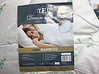 """Одеяло двуспальное """"BAMBOO"""" ТЕП с бамбуковым волокном"""