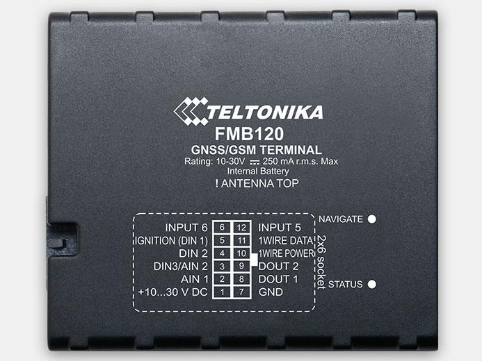 Teltonika FMB120