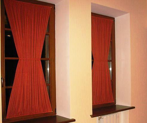 Атмосфера домашнего уюта. Выбираем ткань для штор в стиле «Кафе»