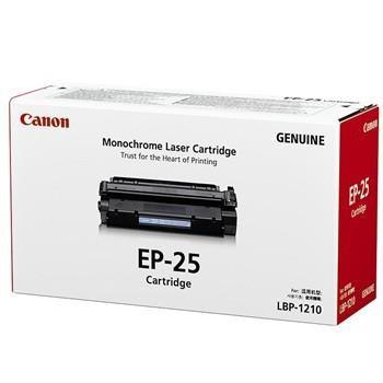 Заправка картриджа: EP-25  Для принтера:Canon LBP 1210