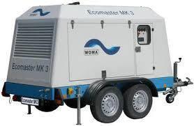 Аппарат сверхвысокого давления Woma Eco Master MK 3