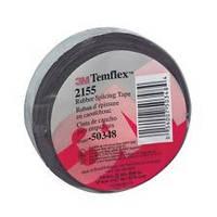 Cамослипающаяся  лента 3M™ 2155  Temflex™ Rubber Splicing Tape .19мм. х 6.7 м .х 0.76 мм. , фото 1