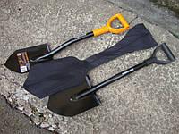 Саперка Fiskars ERGO 2500 + чехол на всю длину лопаты