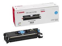 Заправка картриджа: 701Сyan голубой Для принтера:Canon LBP-5200