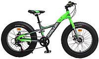 Велосипед детский внедорожник фэтбайк Сrossover Triller 20 (fatbike) 2019 All, фото 1
