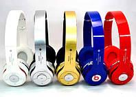 Наушники блютуз беспроводные Beats Solo S460 Bluetooth MP3 FM радио