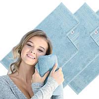 Махровое полотенце Aqua Fiber Premium 50*90 разные цвета