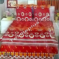Махровое постельное белье Семейка Турция