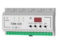 Универсальный автоматический электронный переключатель фаз 32А ПЭФ-319