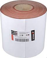 Шлифовальная шкурка на тканевой основе, P40, рулон 200ммx50м Miol F-40-711