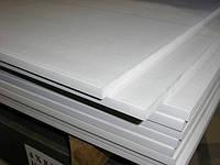 Вспененный белый ПВХ-лист 6 мм