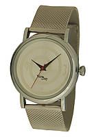 Часы мужские наручные на браслете из нержавеющей стали