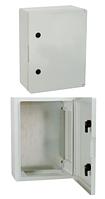 Щит электрический ударопрочный e.plbox.250.330.130.blank, 250х330х130мм, IP65, CP5002