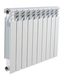 Биметаллические радиаторы Leberg HFS-500B 500*80
