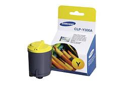 Заправка картриджа Samsung CLP-Y300