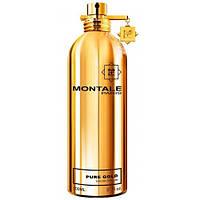 Montale Pure Gold 100ml edp (Глубокий, насыщенный парфюм придется по-вкусу такой же не простой женщине)