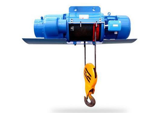 Мини электрический канатный подъёмник