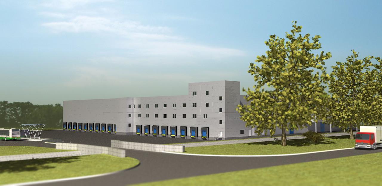 Проектирование офисно - складских комплексов