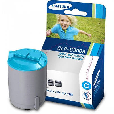 Заправка картриджа Samsung CLP-C300
