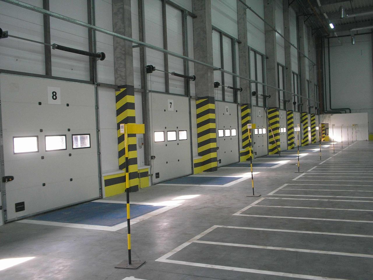Проектирование складов