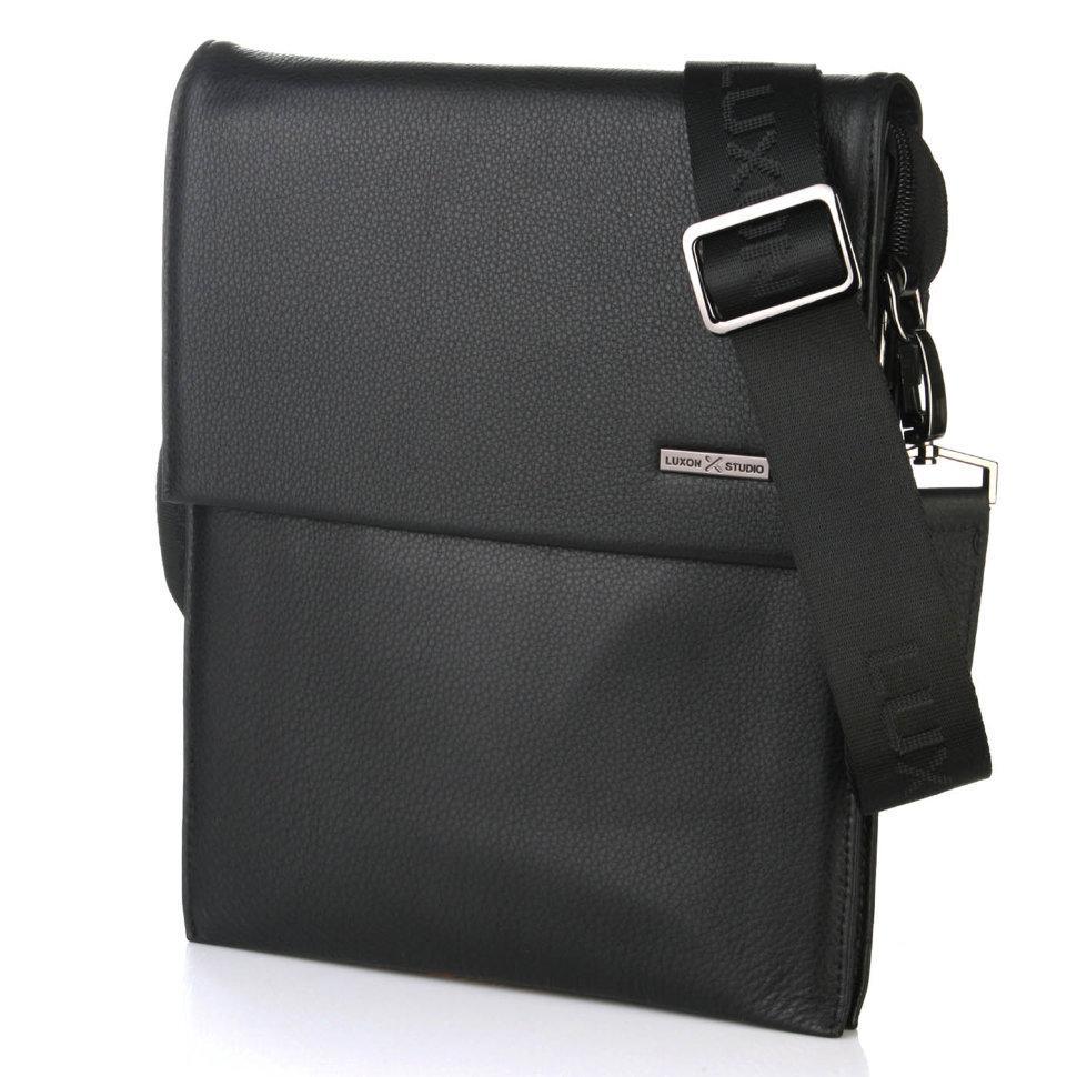 Плоская мужская сумка Luxon 5373-4