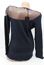 Женские стрейчевые кофты оптом и в розницу G-O 8027, фото 3