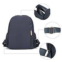 Женский рюкзак Ecosusi Kim серый , фото 4
