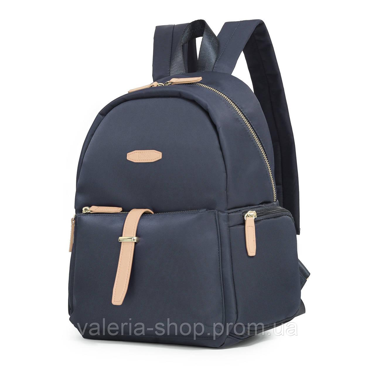 Женский рюкзак Ecosusi Kim серый