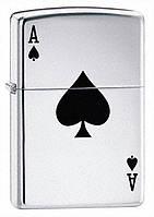 """Зажигалка """"Zippo"""" 24011 Lucky Ace"""