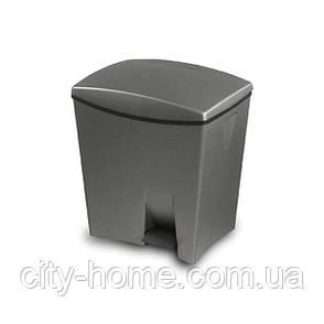 Ведро для мусора Дуэт Бин 20 + 10 л, фото 2