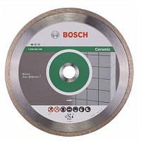 Диск отрезной Bosch Corona по керамической плитке Professional 230x22.2