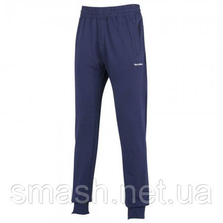 Мужские Штаны Tecnifibre Men's Club Cotton Pant