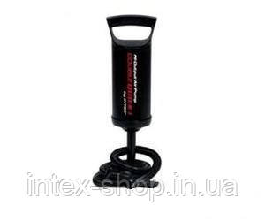 Насосы ручные Intex Double Quick I Hi-Output 68612 (обьем камеры 1 л. ) , фото 2