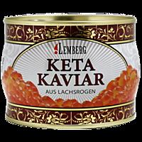 Икра красная кета Lemberg Keta Kaviar 500 г. Германия