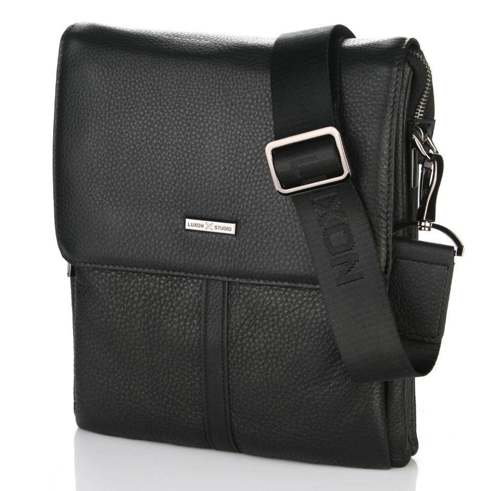 Мужская сумка кожаная Luxon 5387-4