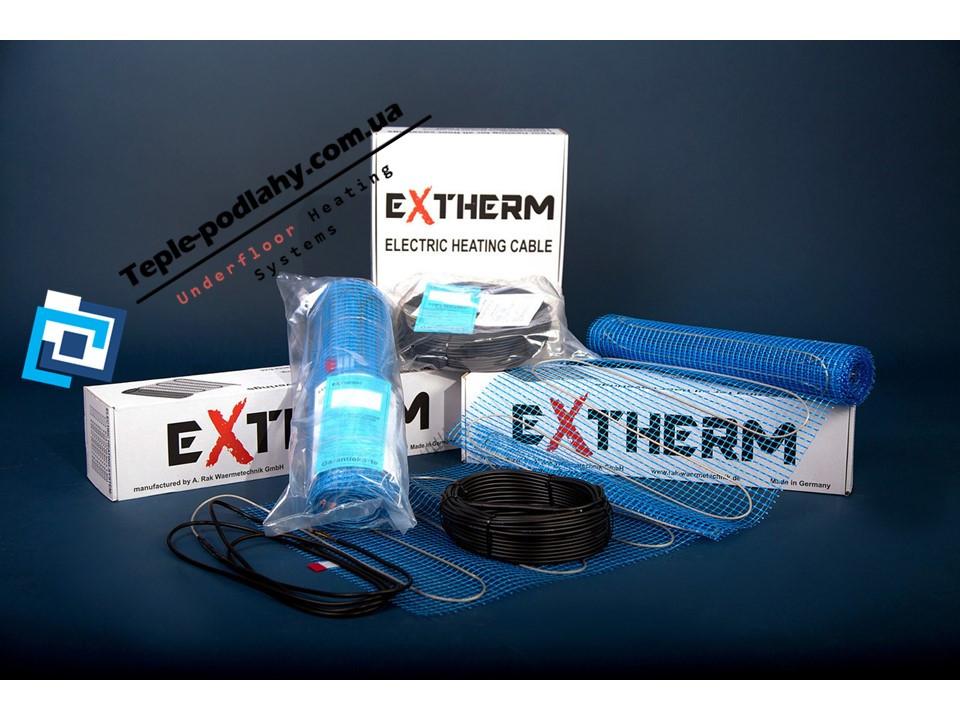Нагревательный мат Extherm (обогрев 4,5 м.кв.)