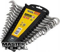 MasterTool Ключи рожково-накидные набор, Арт.: 71-2112
