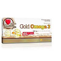 Gold Omega-3 65% 60caps, Olimp Labs