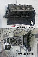 Блок двигателя MERCEDES SPRINTER 1995-2006