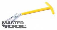 MasterTool  Ключ свечной Т-образный с шарниром 21 мм, Арт.: 73-0101
