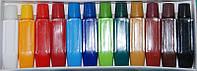 Краски акриловые набор 18 цв. 6 мл.