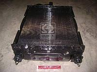 Радиатор водяного охлаждения МТЗ, Т 70 с дв.Д 240, 241 (4-х рядн.) (пр-во г.Оренбург)