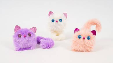 Интерактивная мягкая игрушка - кошечка Pomsies