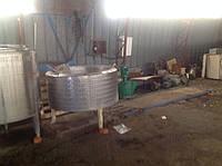 Ванна пастеризационная г6-опа-600
