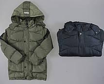 Куртка на меху для мальчиков F&D, 4-12 лет. {есть:10 лет,12 лет,4 года}