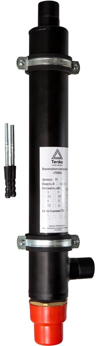 Водонагреватель электрический (ВЕ) 12 кВт 380V (ВЕ 12-380)