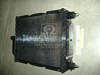 Радиатор водяного охлаждения  МТЗ  Т 70 с двигателем Д 240, 241 (4-х рядн.) (пр-во г.Оренбург)
