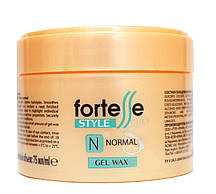 """Гель-воск для укладки волос нормальной фиксации """"Fortesse PRO Style"""""""