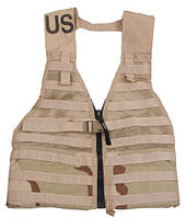 Разгрузка армии США FLC MOLLE II Desert оригинал, фото 1